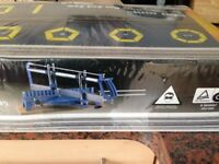 550mm Precision Mitre Box & Saw - BNIB