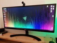 LG 29UM68 21:9 UltraWide Monitor