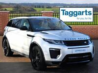 Land Rover Range Rover Evoque TD4 HSE DYNAMIC (silver) 2016-12-30