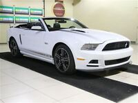 2014 Ford Mustang CONVERTIBLE GT CALIFORNIA SPECIAL CUIR NAV