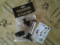Ringers Match Fishing expander pellet pump