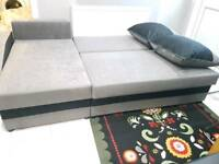 Stunning Corner Sofa Bed. Brand New. Was £750 now only £340. *Delivery available*