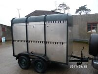 Cattle/Sheep Trailer For Sale
