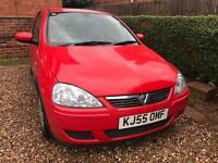 2005 VAUXHALL CORSA 1.3 cdti design - LOW MILES - GOOD HISTORY