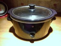 Three Litre Slow Cooker.