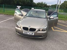 BMW 5 SERIES 2.0 520D SE BUSINESS EDITION SALOON, AUTO,FULL SERVICE HISTORY