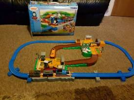 Thomas and Terrence deluxe action set in good condition