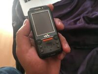 Sony Ericsson - W850i - T-Mobile 3G
