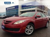 2010 Mazda MAZDA6 GS | SUNROOF | 6 CD CHANGER | ALLOYS | NO ACCI