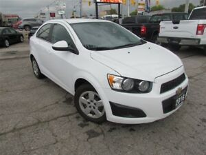 2016 Chevrolet Sonic LT | CAM | ECONOMIC