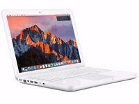 Apple White Unibody Macbook - 2010 (A1342/mc516ll/a) - 2.4ghz Core2duo/2gb Ram/500gb/batt/ac