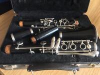 Bundy clarinet