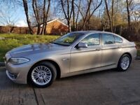 2012 62 BMW 520D 5-Series, Automatic Diesel, Full Beige Leather Seats, 40k Miles , 2 Keys
