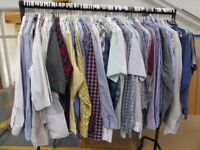 Huge Collection of Men's Shirts 93 in total all good condition