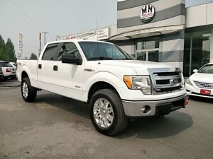 2013 Ford F-150 FX4 TWIN TURBO ECOBOOST, ONLY 140,000KMS