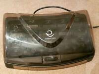 Enrapture electric hair curlers in very good condition