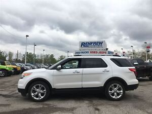 2011 Ford Explorer Limited/WINTER TIRES ON RIMS