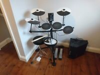 Roland Tdk1v eletric drumkit
