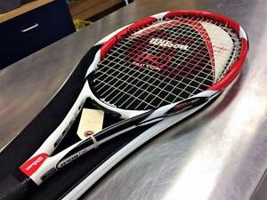 Raquette de Tennis WILSON K Bold   **excellente condition**   #F020178