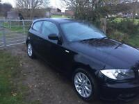 2010 BMW 116i ES. 6 Speed, Very Low Mileage, Full Service History