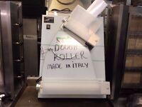 CATERING COMMERCIAL BAKERY DOUGH ROLLING MACHINE PATISSERIE CAKE PIZZA FAST FOOD SHOP DOUGH MIXER
