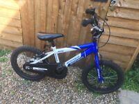 Kids 14inch BMX bike
