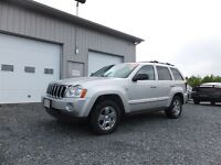 2007 Jeep Grand Cherokee REDUCED $4000!! LIMITED! 4WD! HEMI! LEA