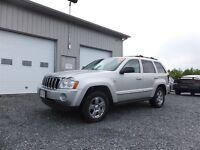 2007 Jeep Grand Cherokee REDUCED $4000!! LIMITED! 4WD! HEMI! LEA