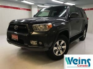2013 Toyota 4Runner ONE OWNER , TRADE -IN , NO ACCIDENTS