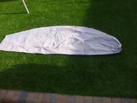 Gardman Zip Up Waterproof Cantilever Parasol Cover