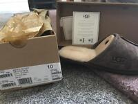 NEW IN BOX UGG SLIPPERS