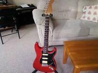 Fender Stratocaster (MIM) 2001 Deluxe Series