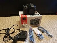 Canon EOS 4D Body with Sigma lens 12-24mm