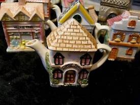 Teapot house ornaments
