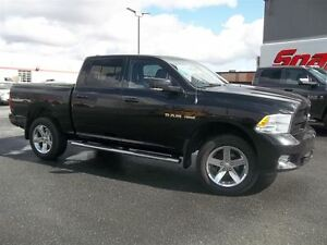 2010 Dodge Ram 1500 Sport +Crew Cab, Hitch+