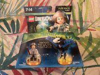 Lego Dimensions Tina Goldstein Fun Pack (71257) - Brand New