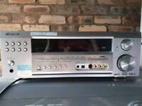 Panasonic aidio/video multi-channel receiver