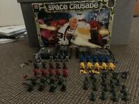 MB Games Space Crusade Warhammer 40k Board Game
