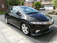 Honda civic type s GT (LOW MILES)