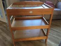 Baby Changing Unit by Baby Weavers