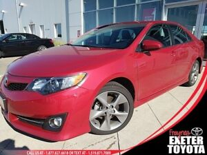 2012 Toyota Camry SE Upgrade Package