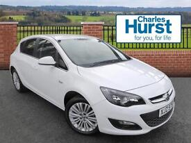 Vauxhall Astra EXCITE (white) 2016-01-29