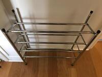 Shoe rack 4 tier