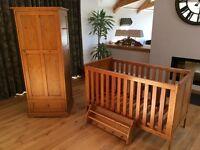 Mamas and Papas longhouse nursery furniture set