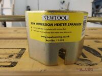 New Immersion Heater spanner