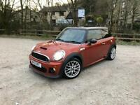 Mini Cooper S (jcw aero kit factory fitted)