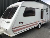 4 Berth Fleetwood Caravan