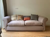 Conran sofa recently reupholstered - Perfect Condition