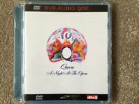 Queen - A Night at the Opera DVD-A (DVD Audio Disc)