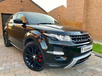 🏁🏁2014 Range Rover Evoque Dynamic Manual Finance Available🏁🏁Land Rover Range Rover sport